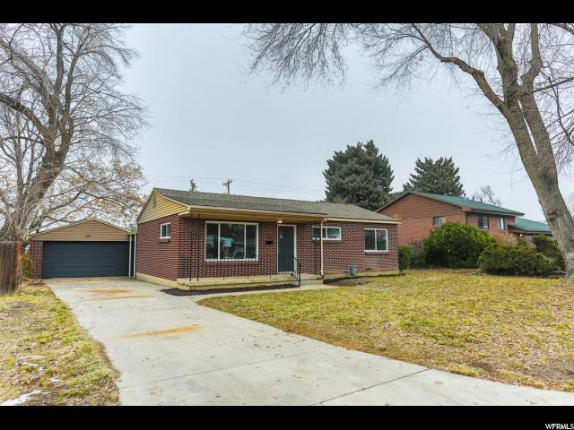 134 W American Ave, Murray, UT 84107 (MLS #1575107) :: Lawson Real Estate Team - Engel & Völkers