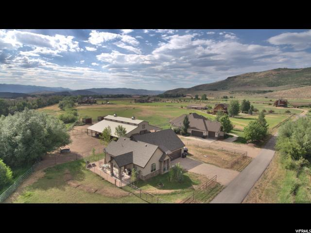 2875 Elk Dr., Kamas, UT 84036 (MLS #1575108) :: High Country Properties