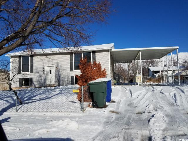 686 E 1350 N, Ogden, UT 84404 (MLS #1575125) :: Lawson Real Estate Team - Engel & Völkers