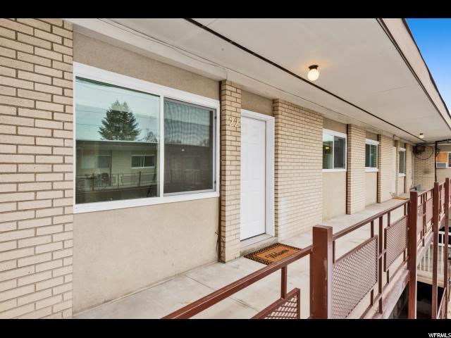 301 E 2700 S #22, Salt Lake City, UT 84116 (#1575127) :: Powerhouse Team | Premier Real Estate