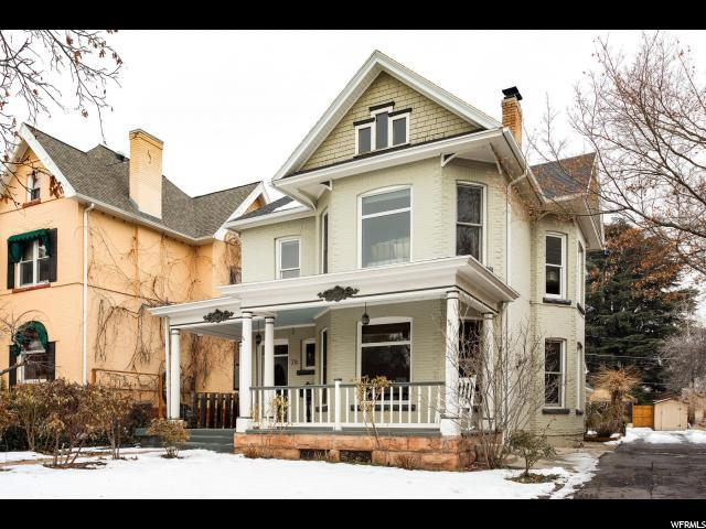 78 N H St, Salt Lake City, UT 84103 (#1575150) :: Colemere Realty Associates