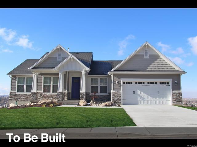 671 W Quaking Aspen Dr #55, Elk Ridge, UT 84651 (#1575173) :: Red Sign Team