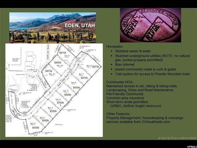 6154 N Powder Rdg E, Eden, UT 84310 (#1575193) :: Bustos Real Estate | Keller Williams Utah Realtors