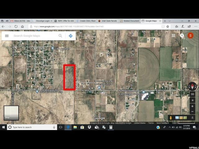 2600 W 4800 N (APPROX) N, Cedar City, UT 84721 (MLS #1575256) :: Lawson Real Estate Team - Engel & Völkers