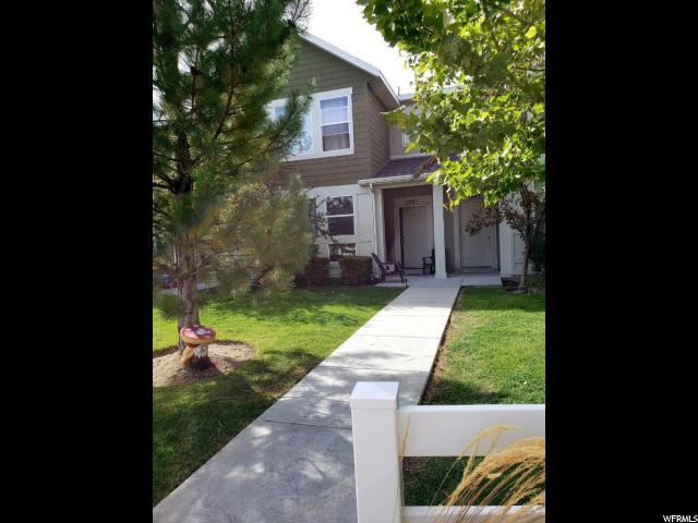 2845 S Fairgrove Ln W, West Valley City, UT 84120 (#1575272) :: Colemere Realty Associates