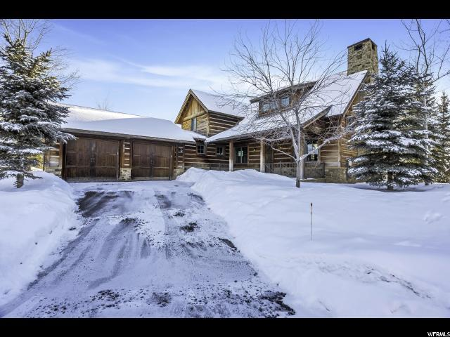 7922 N Chuck Wagon Ct, Park City, UT 84098 (#1575277) :: Powerhouse Team | Premier Real Estate