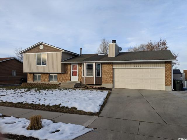 6252 W Grecian Dr S, West Valley City, UT 84128 (#1575286) :: Colemere Realty Associates