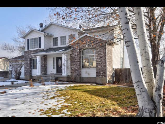 4503 Ripple Dr, West Jordan, UT 84088 (#1575297) :: Colemere Realty Associates