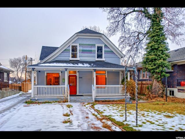 1944 S 1100 St E, Salt Lake City, UT 84106 (#1575334) :: Keller Williams Legacy