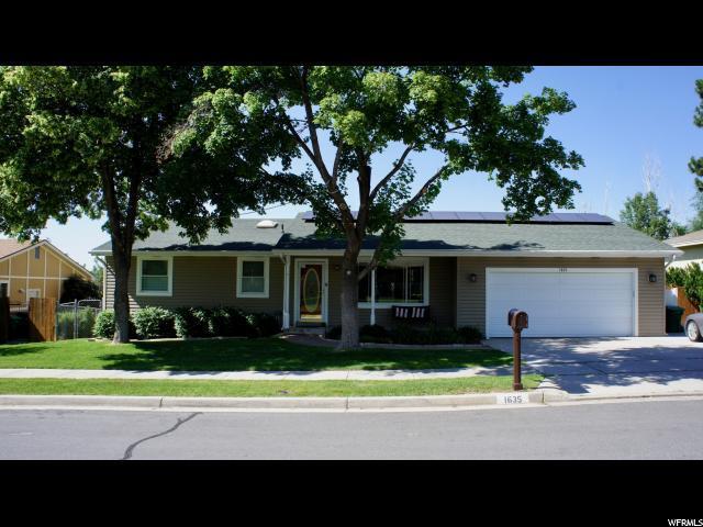 1635 E Stanley Dr, Sandy, UT 84093 (#1575350) :: Powerhouse Team | Premier Real Estate