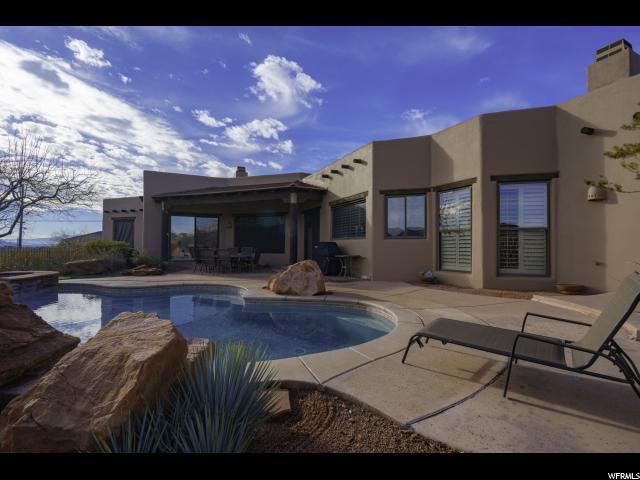 2030 Chettro Trl, St. George, UT 84770 (MLS #1575413) :: Lawson Real Estate Team - Engel & Völkers