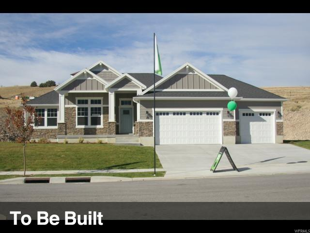 696 W Harrison St #69, Elk Ridge, UT 84651 (#1575422) :: Red Sign Team