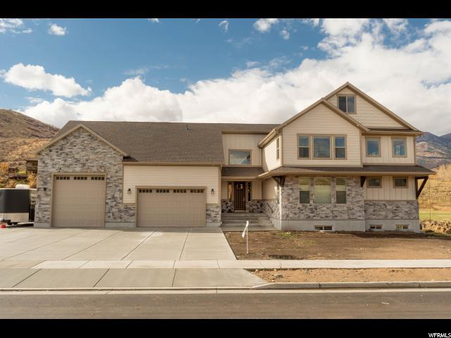 3811 Thurston, Mountain Green, UT 84050 (#1575432) :: Keller Williams Legacy