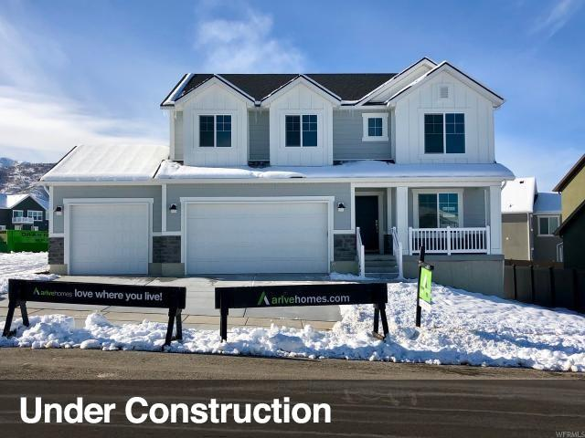 775 N Silver Wolf Rd #91, Elk Ridge, UT 84651 (#1575434) :: Red Sign Team