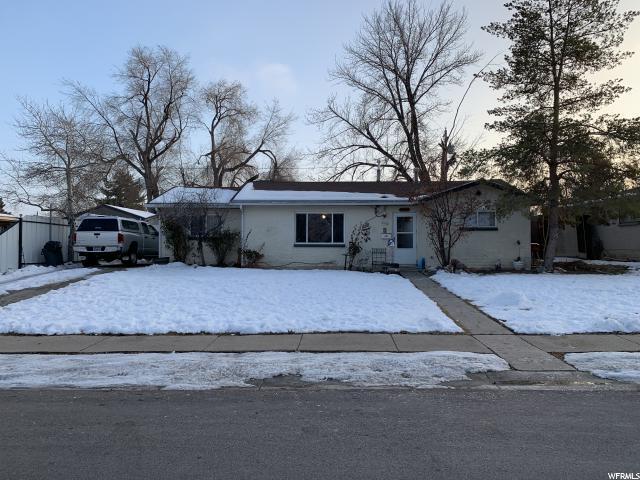 4655 W 4775 S, Salt Lake City, UT 84118 (#1575463) :: Colemere Realty Associates