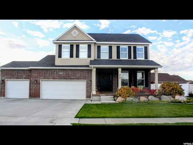 715 W 1900 S, Syracuse, UT 84075 (#1575481) :: Big Key Real Estate