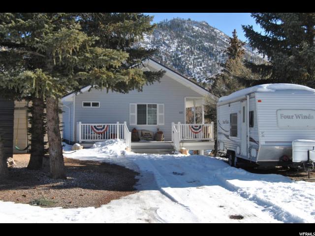 631 S Oakridge Dr, Pine Valley, UT 84781 (#1575485) :: Bustos Real Estate | Keller Williams Utah Realtors