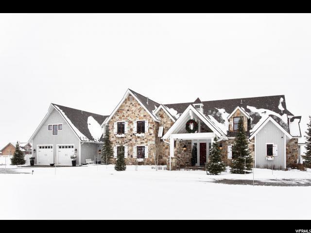 7394 Bitner Ranch Rd, Park City, UT 84098 (MLS #1575507) :: High Country Properties