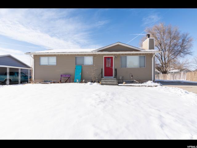 1060 S 660 W, Tremonton, UT 84337 (MLS #1575533) :: Lawson Real Estate Team - Engel & Völkers