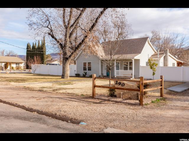 290 N 100 W, Hurricane, UT 84737 (MLS #1575560) :: Lawson Real Estate Team - Engel & Völkers