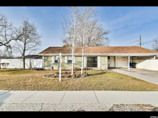 1402 W Heavens Gate Ave, Taylorsville, UT 84123 (MLS #1575617) :: Lawson Real Estate Team - Engel & Völkers
