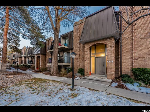 4876 S Highland Dr E #1, Holladay, UT 84117 (#1575629) :: Powerhouse Team | Premier Real Estate