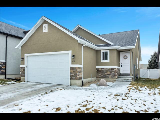 1748 E Shadow Dr S, Eagle Mountain, UT 84005 (#1575639) :: Red Sign Team
