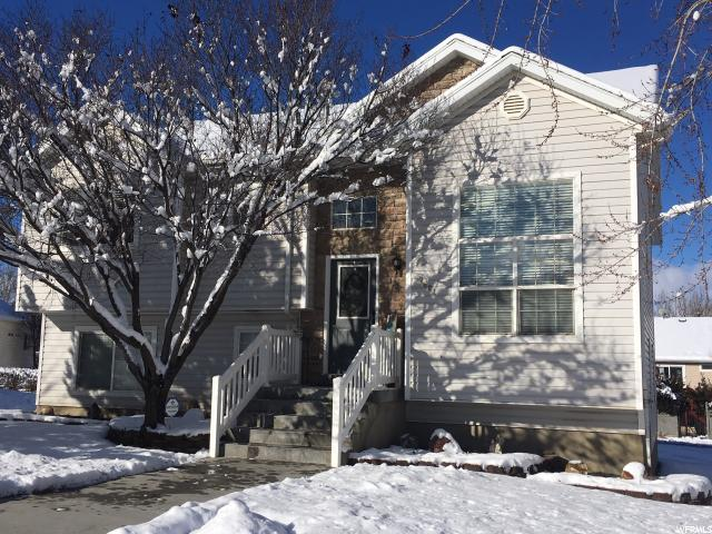 7621 N Red Kite Ct, Eagle Mountain, UT 84005 (#1575672) :: Red Sign Team