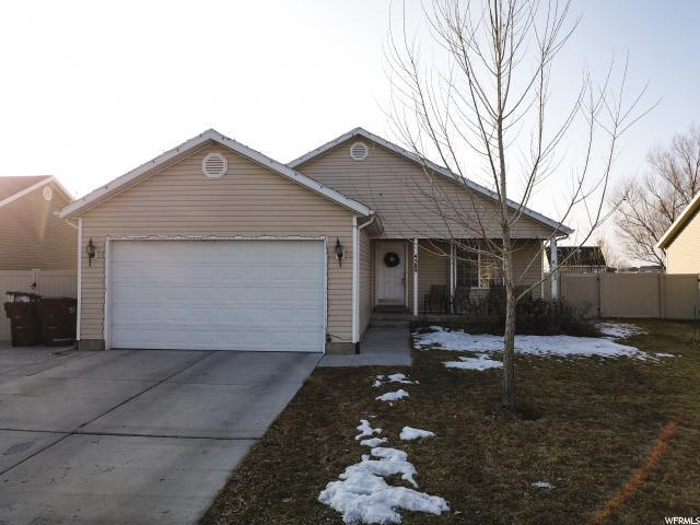 4589 N Heritage Dr, Eagle Mountain, UT 84005 (#1575683) :: Red Sign Team