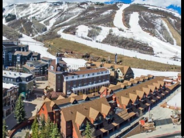 1415 Lowell Ave #166, Park City, UT 84060 (#1575707) :: The Fields Team