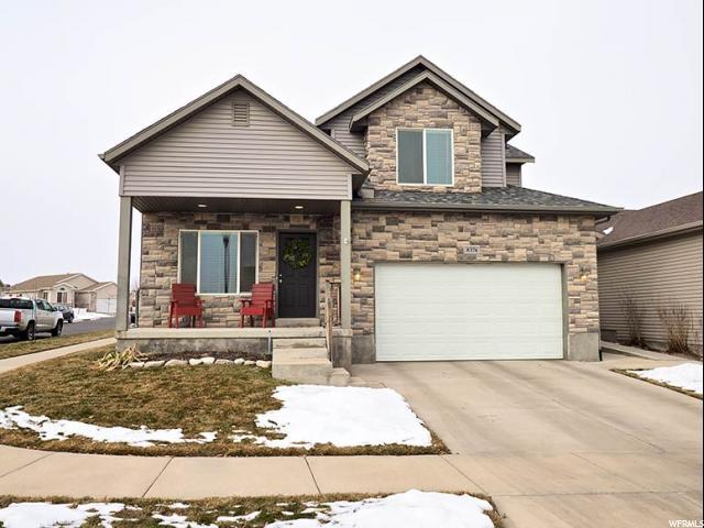8376 S Oak Run Dr, West Jordan, UT 84081 (#1575715) :: Colemere Realty Associates