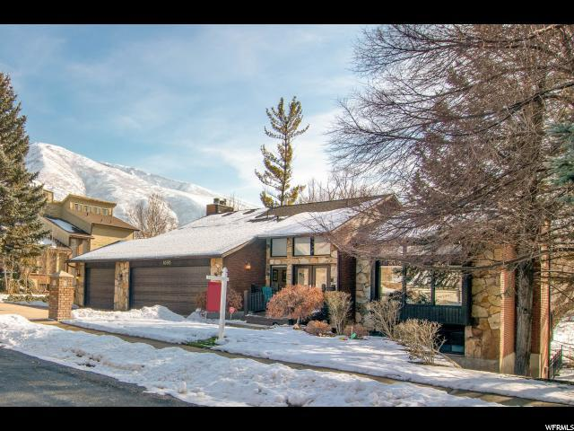 1698 E Hidden Valley Club Dr, Sandy, UT 84092 (#1575718) :: Colemere Realty Associates
