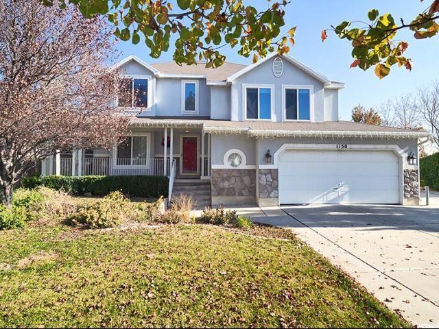 1150 N Morton Hill Cir, Salt Lake City, UT 84116 (#1575720) :: Powerhouse Team | Premier Real Estate