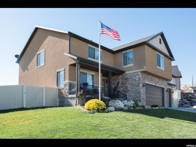 341 W Shadow Dr, Saratoga Springs, UT 84045 (#1575728) :: Red Sign Team