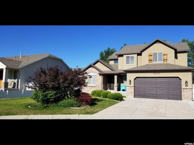 12373 S Black Powder Dr, Herriman, UT 84096 (#1575729) :: Big Key Real Estate