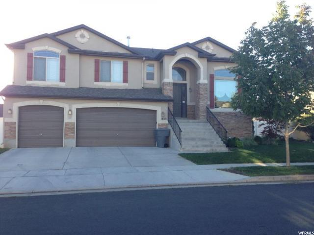 435 N Winchester Dr, North Salt Lake, UT 84054 (#1575732) :: The One Group