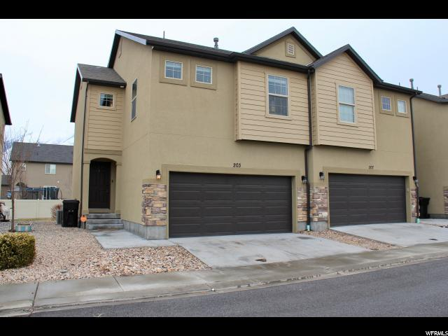 203 S 1930 E, Spanish Fork, UT 84660 (#1575742) :: The Utah Homes Team with iPro Realty Network