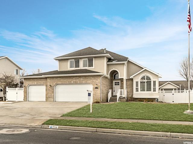 594 S 50 E, Kaysville, UT 84037 (#1575748) :: The Utah Homes Team with iPro Realty Network