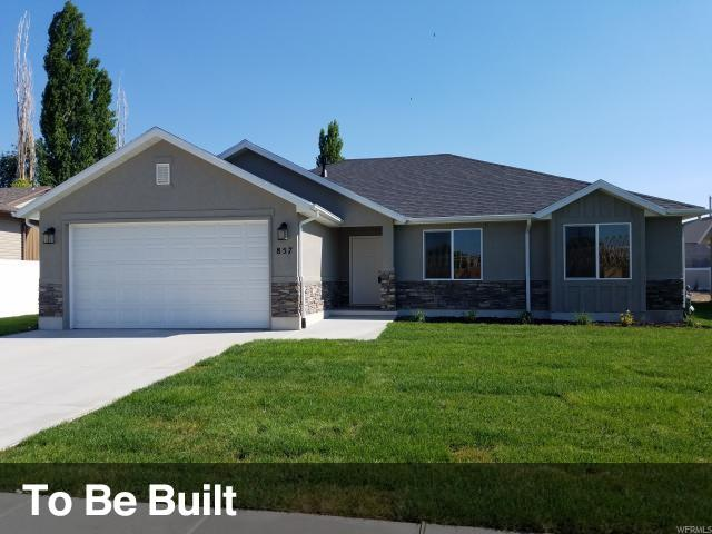 960 N 600 E, Morgan, UT 84050 (#1575753) :: The Utah Homes Team with iPro Realty Network