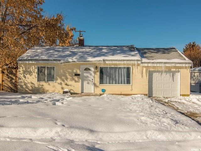 137 N 2ND St, Tooele, UT 84074 (#1575790) :: Powerhouse Team | Premier Real Estate