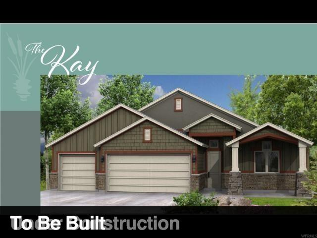 533 E Green Springs Way, South Weber, UT 84405 (#1575818) :: Bustos Real Estate | Keller Williams Utah Realtors