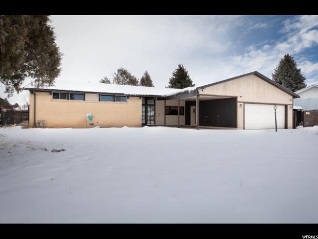 130 N 700 W, Vernal, UT 84078 (#1575820) :: Powerhouse Team | Premier Real Estate