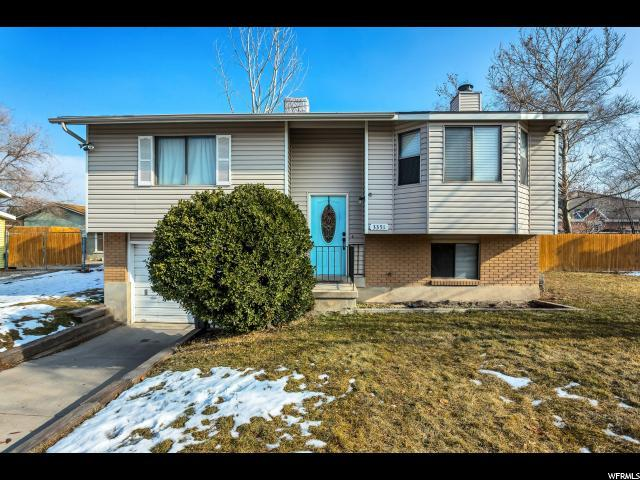 3351 S Hunter Ct W, West Valley City, UT 84120 (#1575827) :: Red Sign Team