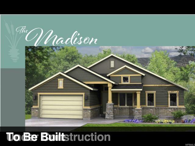 562 E Spaulding Way, South Weber, UT 84405 (#1575828) :: Big Key Real Estate