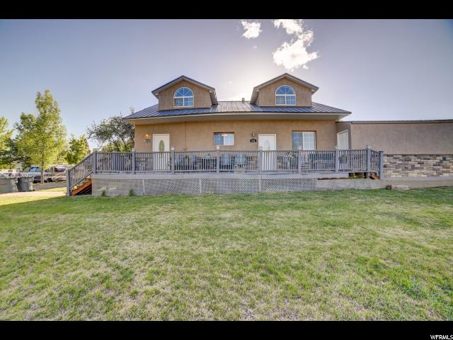 532 S Main, Monticello, UT 84535 (#1575877) :: Bustos Real Estate | Keller Williams Utah Realtors