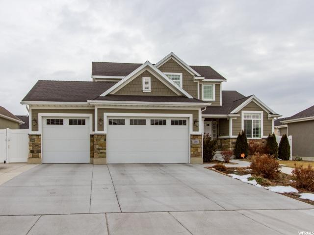 2821 S Hackney Rd, West Valley City, UT 84120 (#1575891) :: Colemere Realty Associates