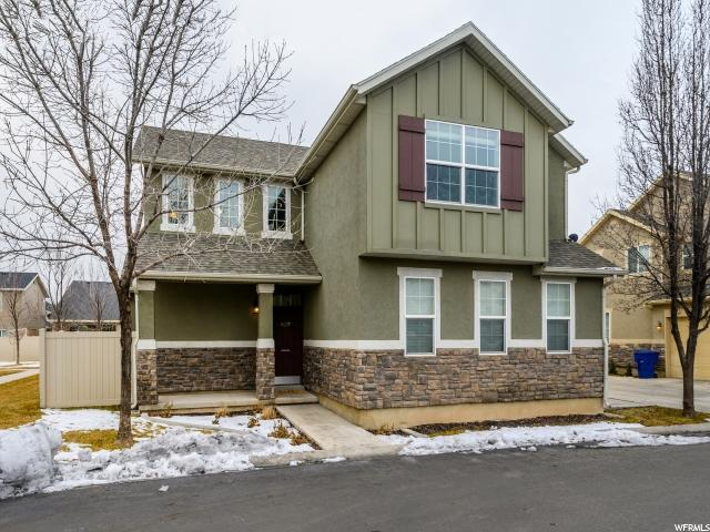 837 W Wilstead Dr, North Salt Lake, UT 84054 (#1575901) :: The One Group