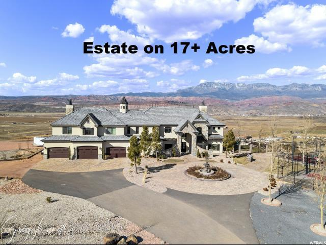 2261 S 3400 W, Hurricane, UT 84737 (#1575940) :: Powerhouse Team | Premier Real Estate