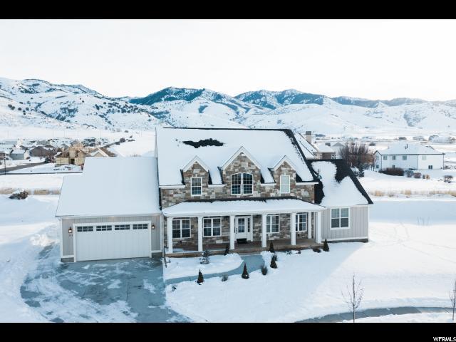 150 Creekside Dr, Smithfield, UT 84335 (MLS #1575964) :: Lawson Real Estate Team - Engel & Völkers