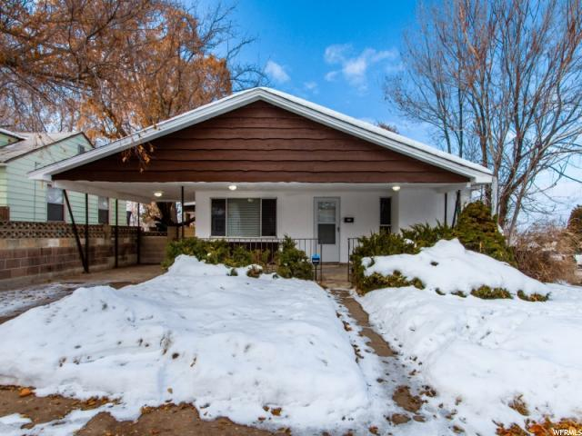 204 S 5TH St E, Tooele, UT 84074 (#1575969) :: Powerhouse Team | Premier Real Estate
